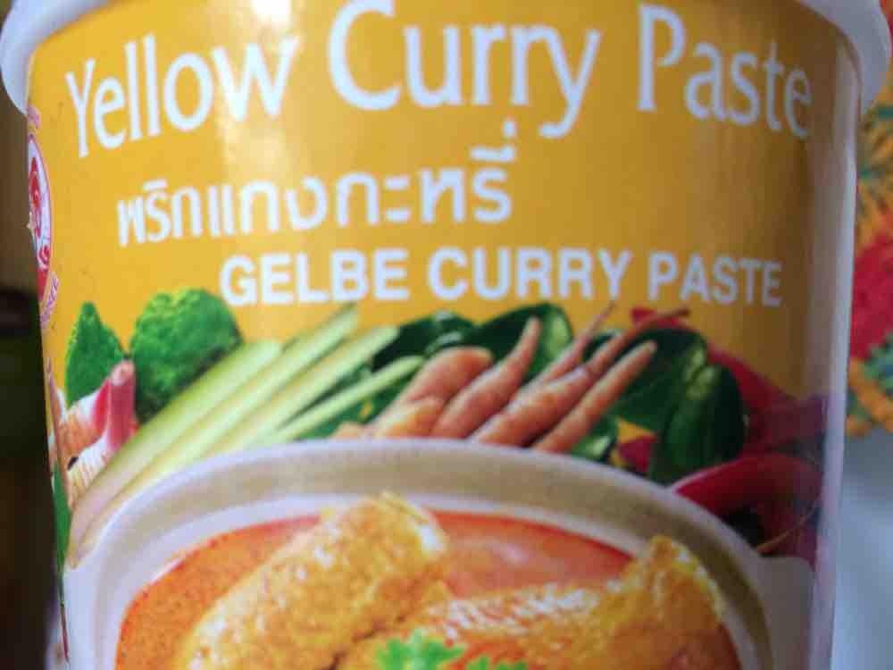 Yellow Curry Paste  von kurvenreich   Hochgeladen von: kurvenreich
