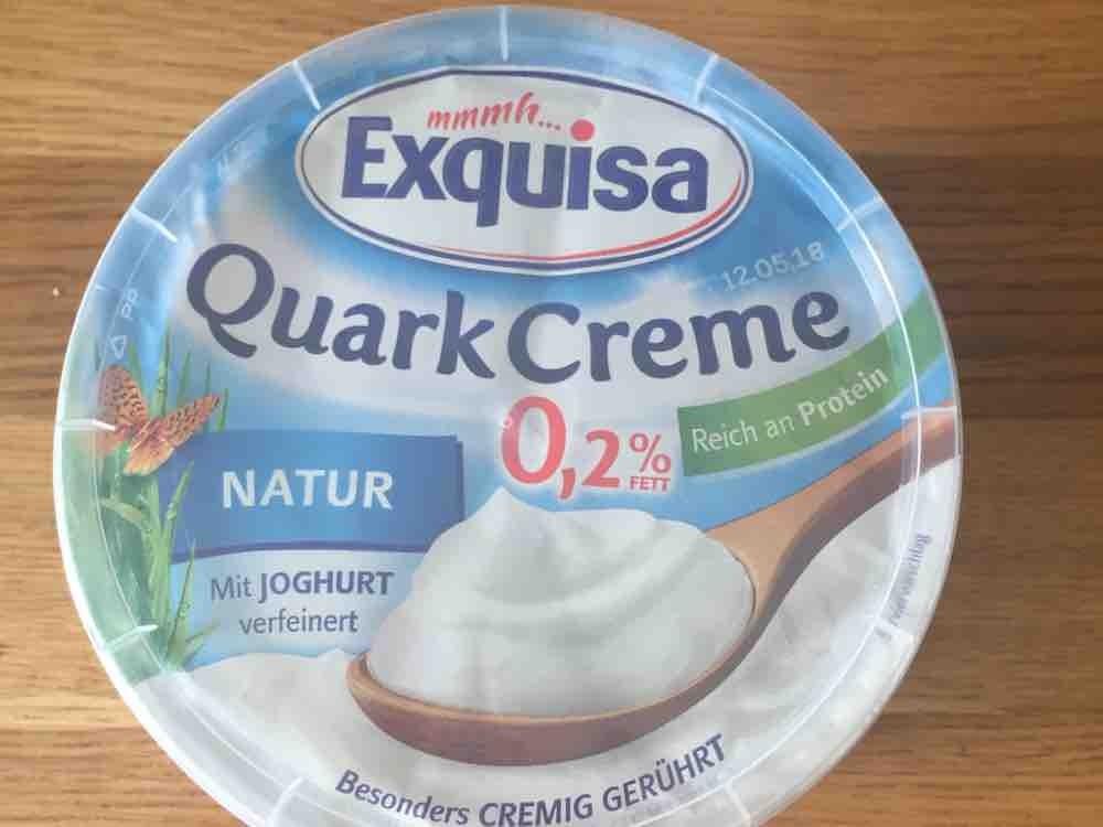 Quarkcreme Natur von sabhoe | Hochgeladen von: sabhoe