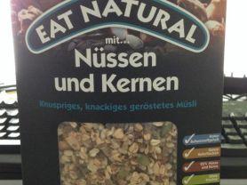 Eat Natural mit Nüssen und Kernen | Hochgeladen von: jaaanix