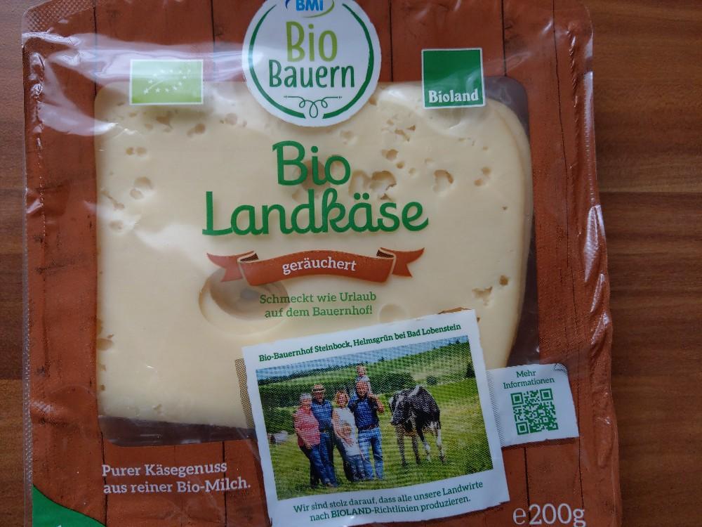 Bio Landkäse, geräuchert von Xisler | Hochgeladen von: Xisler