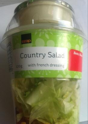 salad Plan B, country french dressing | Hochgeladen von: raziska