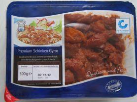 Premium Schinken Gyros Aldi   Hochgeladen von: juni2012