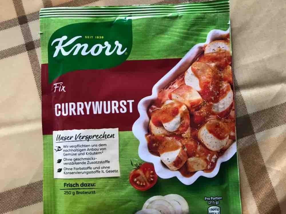 fix für Currywurst von hedi54   Hochgeladen von: hedi54