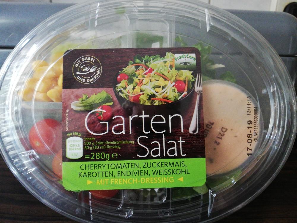 Garten Salat, mit French Dressing von sandy0511 | Hochgeladen von: sandy0511