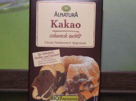 Bio Kakaopulver, pur, schwach entölt | Hochgeladen von: frankenbluemchen
