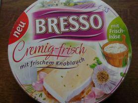 Bresso Cremig-frisch mit Knoblauch   Hochgeladen von: Jette1893