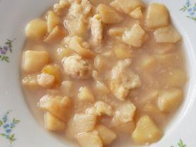 Birnensuppe mit Klüten, süss | Hochgeladen von: Nini53