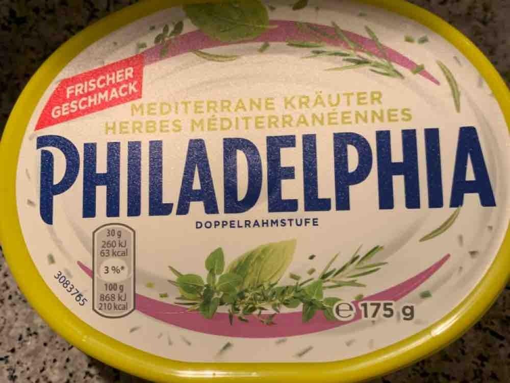Philadelphia mediterrane Kräuter von Frodofred | Hochgeladen von: Frodofred