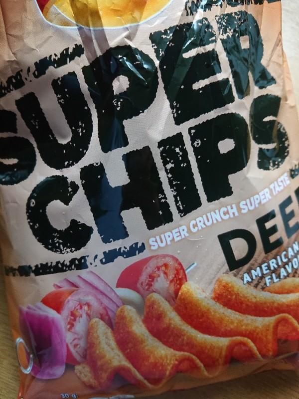 Super Chips, American BBQ flavour von daywin94   Hochgeladen von: daywin94