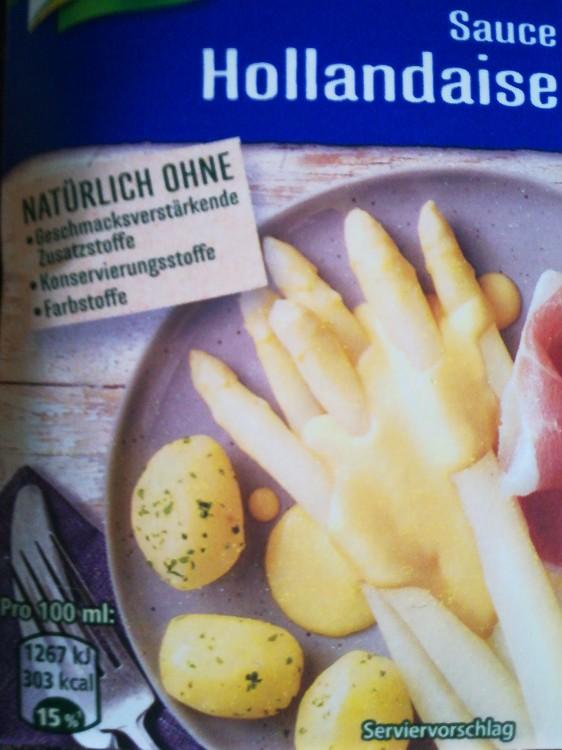 Sauce Hollandaise, tafelfertig von aliaspatricia   Hochgeladen von: aliaspatricia
