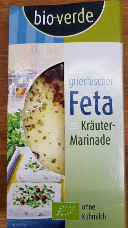 Feta in Kräuter-Marinade von Progressive   Hochgeladen von: Progressive