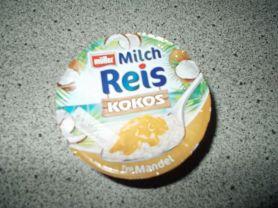 Milchreis Kokos, Typ Mandel | Hochgeladen von: Pummelfloh