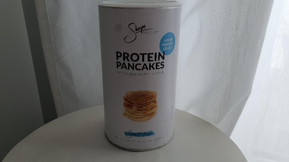 Protein Pancakes von Katniss   Hochgeladen von: Katniss