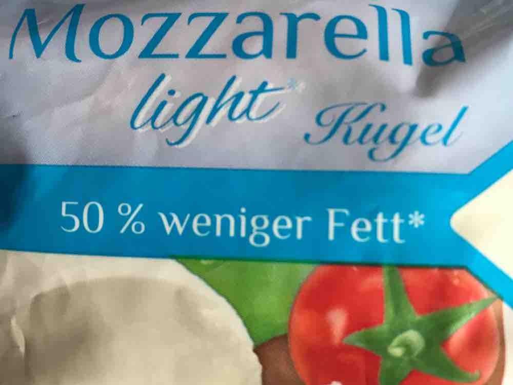 Mozzarella Light, 50% weniger Fett von JokerBrand54 | Hochgeladen von: JokerBrand54
