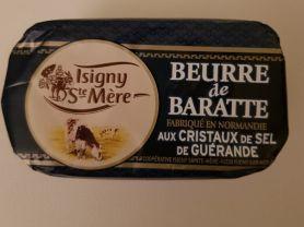 Beurre de Baratte aux christaux de sel de guerande, Butter m | Hochgeladen von: zo28br