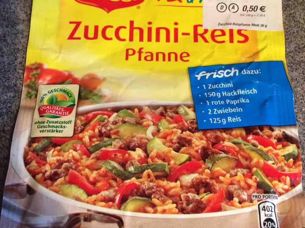 Zucchini-Reis Pfanne von france69s   Hochgeladen von: france69s