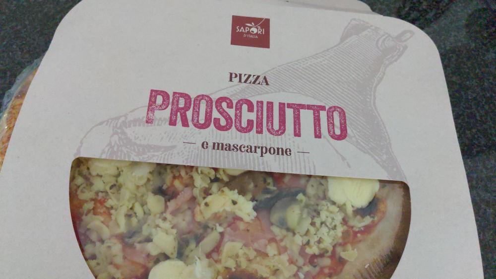 Pizza Prosciutto, e mascarpone von Xerxes74 | Hochgeladen von: Xerxes74
