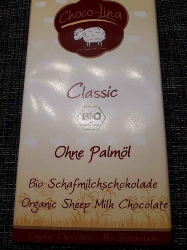 Bio Schafmilchschonolade, ohne Palmöl von numrollen   Hochgeladen von: numrollen