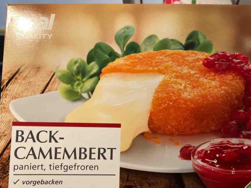 Back-Camembert, mit Preiselbeerdip von yvonnema   Hochgeladen von: yvonnema