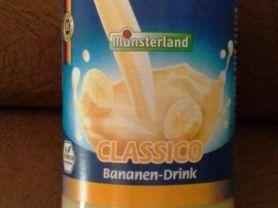 Münsterland Milch-Drink, Banane | Hochgeladen von: spartopf844