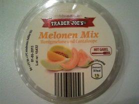 Melonen Mix, Honigmelone und Cantaloupe | Hochgeladen von: huhn2