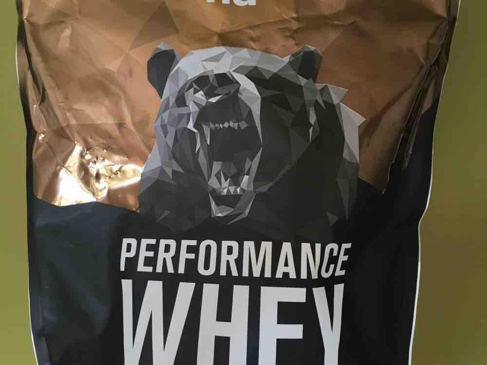 Performance Whey, Cookies&Cream von paulaner | Hochgeladen von: paulaner