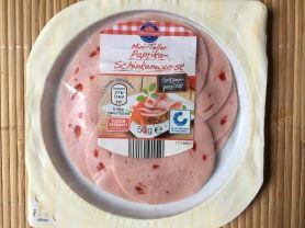 Paprika-Schinkenwurst Mini Teller   Hochgeladen von: dizoe