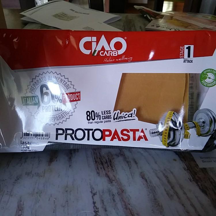 Proteinpasta, lasagna von Kranichstein   Hochgeladen von: Kranichstein