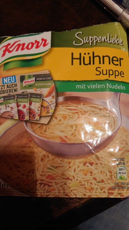 Hühner-Suppe by Nephi von Brsel | Uploaded by: Nephi von Brsel