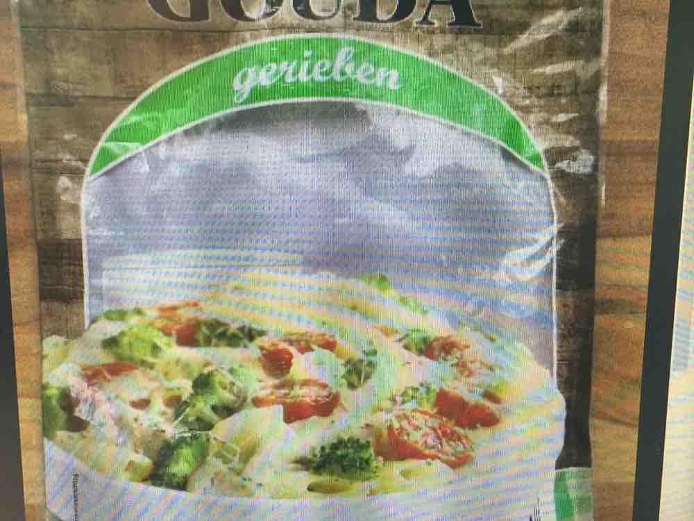 Gouda gerieben, 48% Fett in Tr. von Bova11 | Hochgeladen von: Bova11