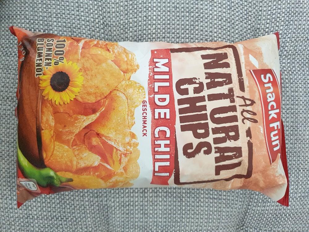 all natural chips, milde Chili von DanielLive | Hochgeladen von: DanielLive