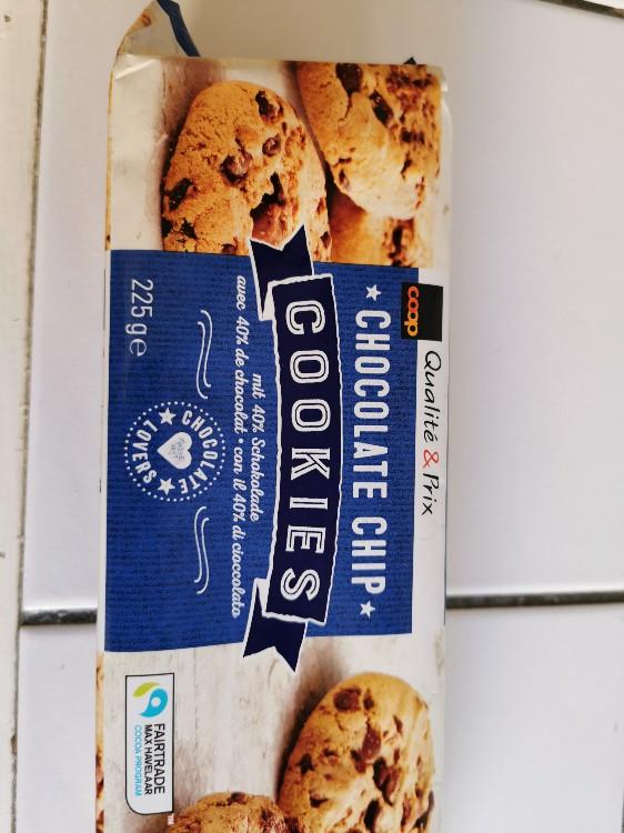 Chocolate Chip Cookies, Schokolade von albiswiss | Hochgeladen von: albiswiss