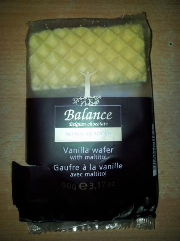 Balance Vanilla Wafer, Vanille | Hochgeladen von: tklug85