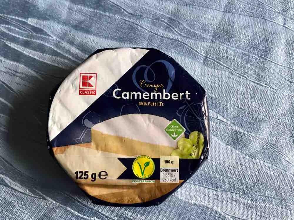 Camembert, 45% Fett i.Tr. von kovi | Hochgeladen von: kovi