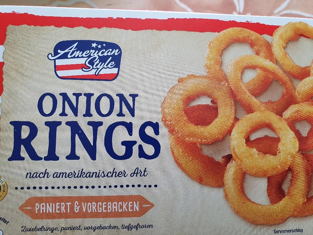 Onion Rings American Style Netto von Wolfshusky   Hochgeladen von: Wolfshusky