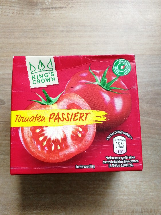 Passierte Tomaten von mukkelschwein | Hochgeladen von: mukkelschwein