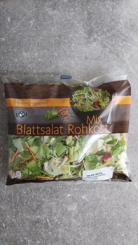 Mix Blattsalat Rohkost, Salat von sethrokk727 | Hochgeladen von: sethrokk727