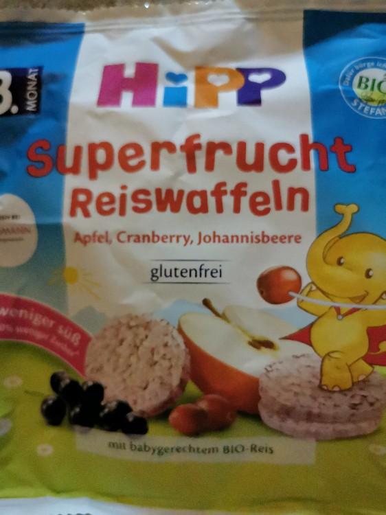 Reiswaffel Superfrucht von Lilly2903   Hochgeladen von: Lilly2903