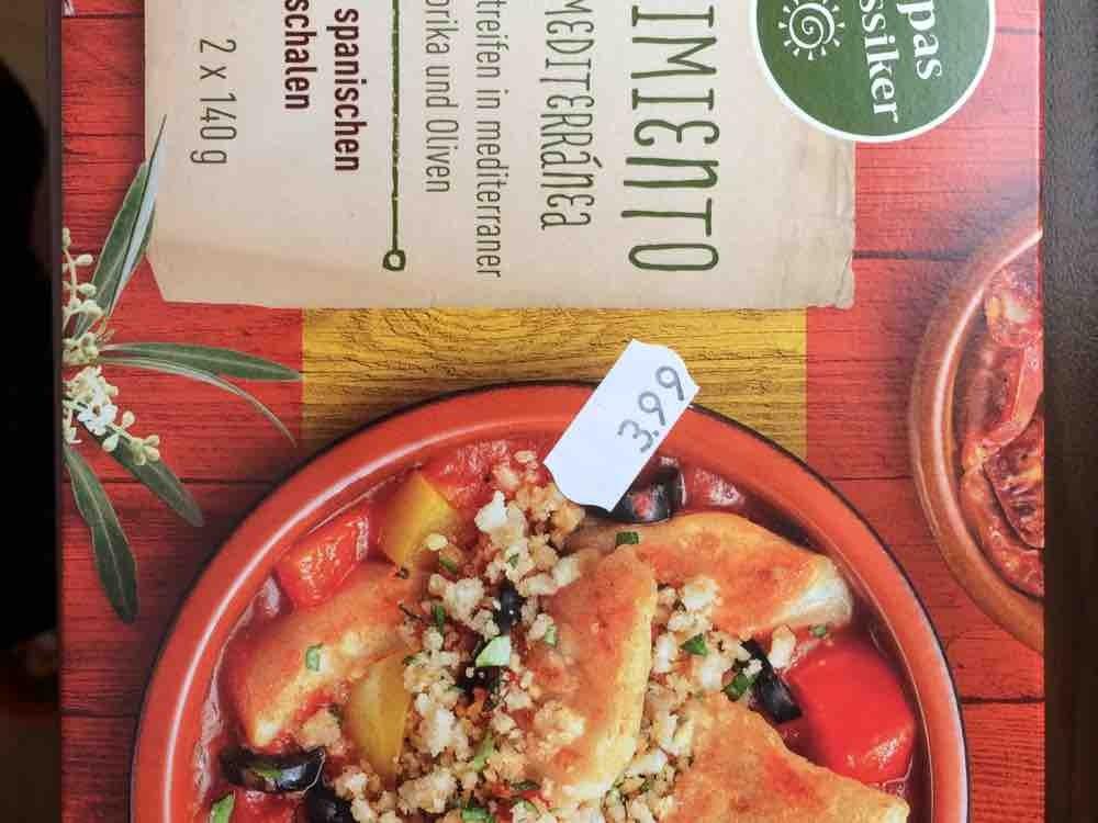 Tapas Pollo Pimiento con salsa mediterranea von jenmen72 | Hochgeladen von: jenmen72