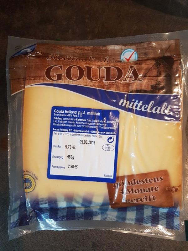 Gouda, mittelalt von Bandinini | Hochgeladen von: Bandinini