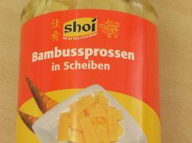 Diverse Bambussprossen In Scheiben Kalorien Gemusekonserven Fddb
