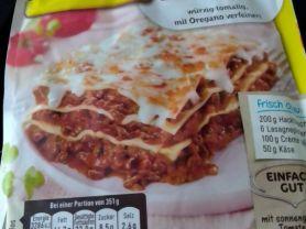 Fix & frisch Lasagne | Hochgeladen von: jeehrich960