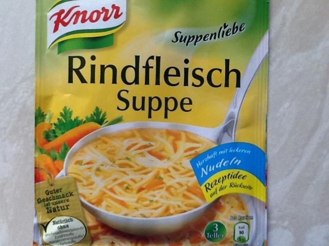 Knorr Rindfleischsuppe | Hochgeladen von: trefies114