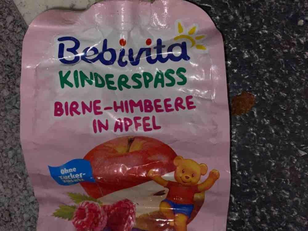 bebivita Kinderspaß, Obst von RappelZappel   Hochgeladen von: RappelZappel