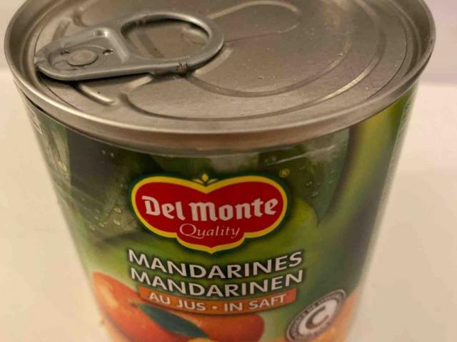 Del Monte Mandarinen, in Fruchtsaft von justdoitffm | Hochgeladen von: justdoitffm