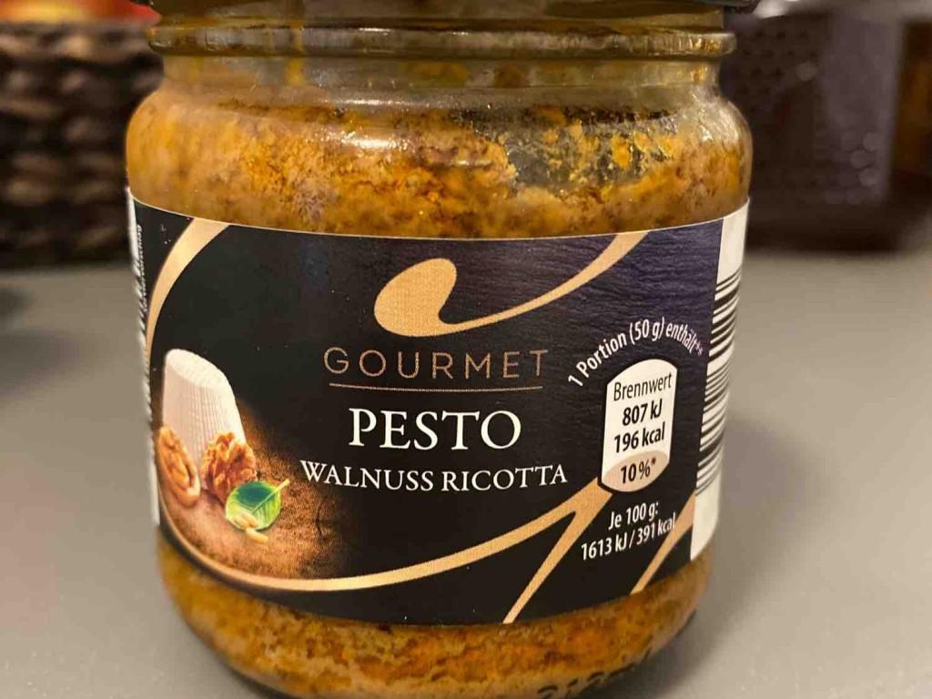 Pesto, Ricotta Walnuss von maryY | Hochgeladen von: maryY