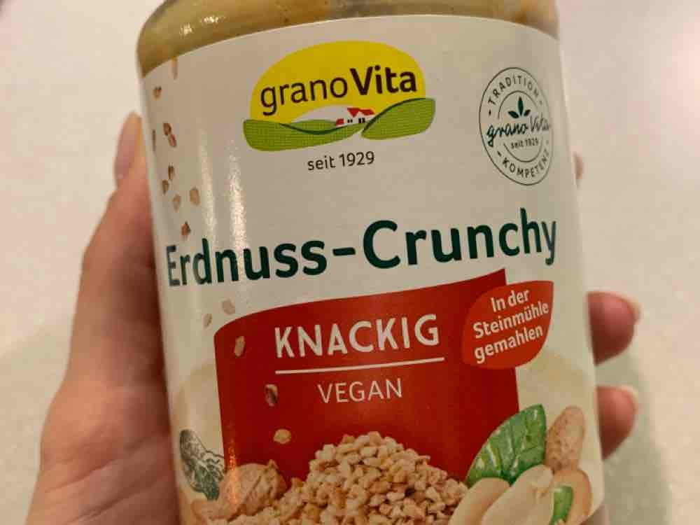 Erdnuss-Crunchy, Knackig Vegan von Christina4986 | Hochgeladen von: Christina4986
