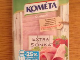 Kométa Extra Sonka, Schinken   Hochgeladen von: FXH