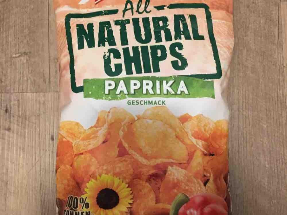 All Natural Chips, Paprika von Fuzipower | Hochgeladen von: Fuzipower