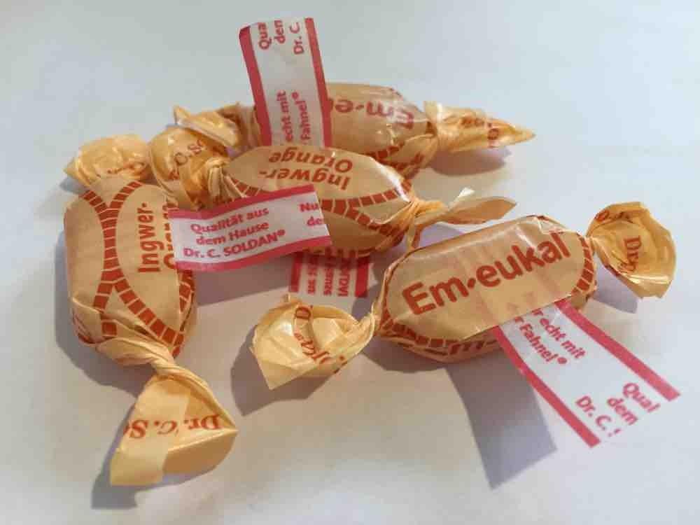 Em-eukal Ingwer-Orange, zuckerfrei von HelenaTagge | Hochgeladen von: HelenaTagge